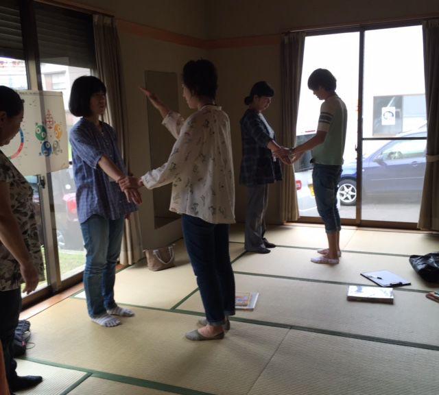 タッチフォーヘルス体験会の感想9/13