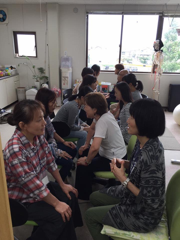禅カウンセリング講座 静岡第一期 最後のシェア(その①)