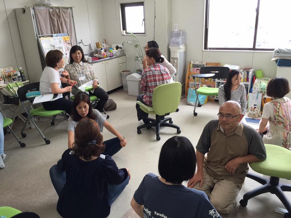 禅カウンセリング講座 静岡第一期最後のシェア(2)