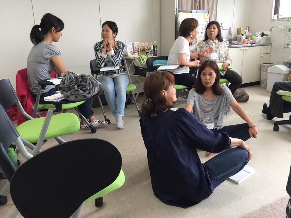禅カウンセリング講座 静岡第一期 最後のシェア(3)