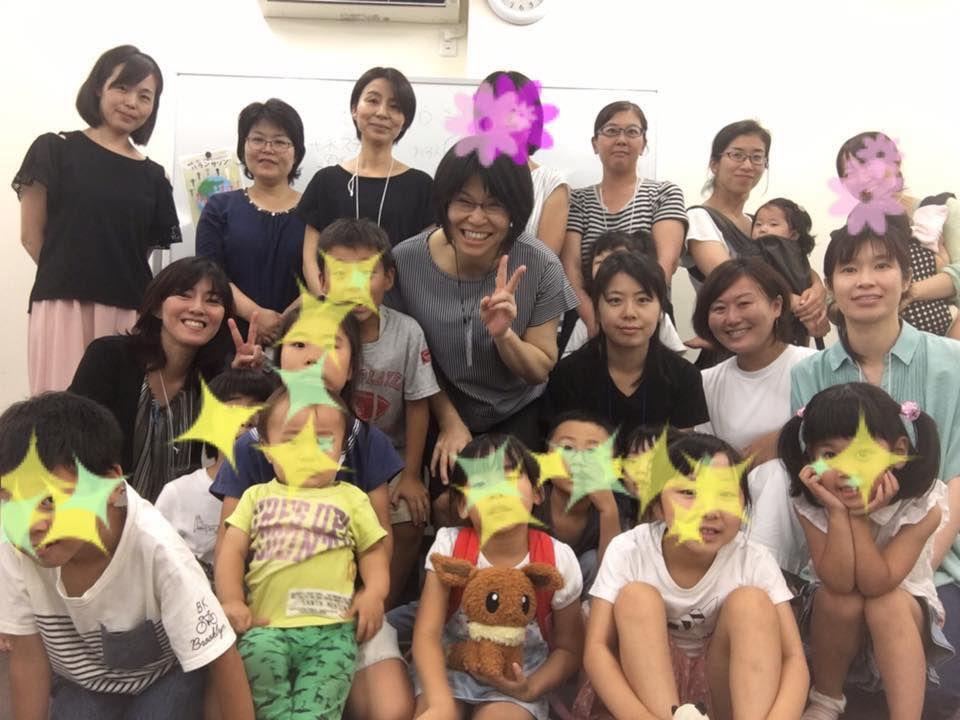 子育てのためのキネシオロジー体験会@横浜開催しました